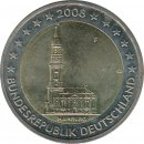 Deutschland 2 Euro 2008 - Hamburger Michel ( F )*